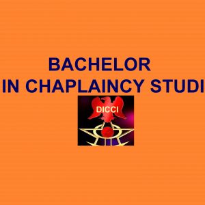 Bachelor in Chaplaincy Studies