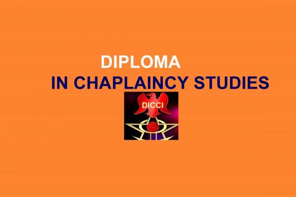 Diploma in Chaplaincy Studies