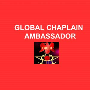 Global Chaplain Ambassador