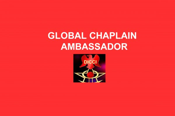 Global Chaplain Ambassador